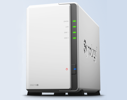 Synology NAS system